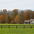 Country Side Home by Joe Wyman