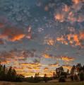 Country Sunset - 2 by Jonathan Hansen