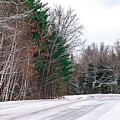 Country Winter 9 by Wesley Farnsworth