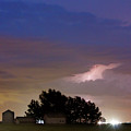 County Line 1 Northern Colorado Lightning Storm by James BO  Insogna