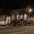 County Sessions House By Night Liverpool by Jacek Wojnarowski