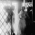 Couple In Doorway by Granger