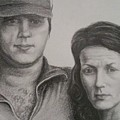 Couple Portrait 2 by Christopher Denham