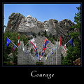 Courage 1 by Mary Jo Allen
