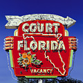 Court Florida by Randy Ford