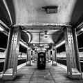 Court Street Subway by Edi Chen