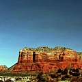 Courthouse Butte by Gary Wonning
