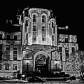 Courthouse In Kansas by Mike Scheufler