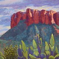 Courthouse Rock by Nancy Jolley