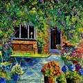 Courtyard 79 by Pol Ledent