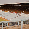 Coventry City - Highfield Road - North Side Thackhall Street Stand 2 - September 1969 by Legendary Football Grounds
