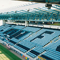 Coventry City - Highfield Road - South Side Main Stand 3 - August 1997 by Legendary Football Grounds