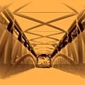 Covered Bridge 3 by Karl Rose