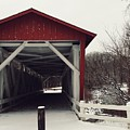Covered Bridge by Claire Duda