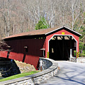 Covered Bridge by David Arment