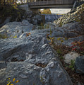 Covered Bridge by David Hook