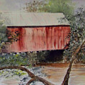 Covered Bridge by Eleanor Robinson