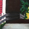 Covered Bridge No.1 by Charles Simpson