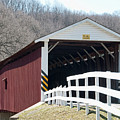 Covered Bridge Pa by David Arment