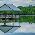 Covered Dock by Jason Wade