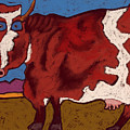 Cow by David Hinds