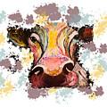 Cow Splotch by Robin Hillman