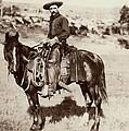 Cowboy, 1887 by Granger