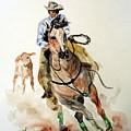 Cowboy by BJ Redmond