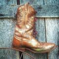 Cowboy Boot Rack by John Myers