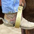 Cowboy Boot by Steve McKinzie