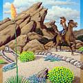 Cowboy Concerns by Snake Jagger