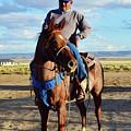 Cowboy by Debby Pueschel