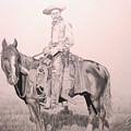 Cowboy by John Huntsman