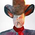 Cowboy Kim - Music Inspiration Series by Carol Crisafi
