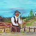Cowboy On The Farm by Betty McGregor