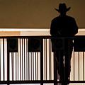 Cowboy Profile by Jeff Kurtz