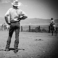 Cowboy Stance by Susan Crowell