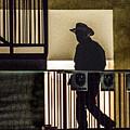 Cowboy Walking by Jeff Kurtz