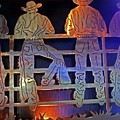Cowboys 1 by Ron Kandt