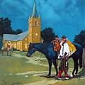 Cowboy's Prayer by Jim Bob Swafford
