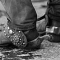 Cowboy's Spurs by Carol Walker