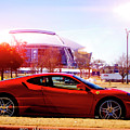 Cowboys Stadium V2 by Douglas Barnard