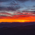 Cowee Sunset by Richard Sandford