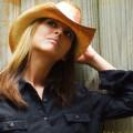 Cowgirl  by Linda Ebarb