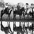 Cowgirls, 1907 by Granger