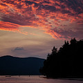 Cowichan Sunset by Randy Hall