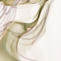 Coy Lady In Hat Swirls by Vicki Ferrari