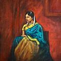 Coy by Usha Shantharam
