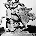 Coysevox: Mercury & Pegasus by Granger
