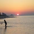 Crabbing by Kelly Potochick-Burtt